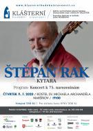 Štěpán Rak kytara 1
