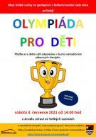 OLYMPIÁDA PRO DĚTI 2