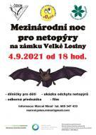 Mezinárodní noc pro netopýry 1