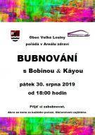 Bubnování s Bobinou&Kayou 1