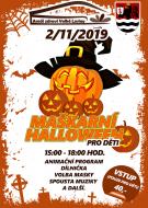 Maškarní Halloween  1